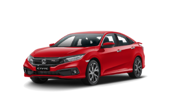 Honda Civic 1.5 RS 2019 (Bạc/Đen/Xanh/Đỏ)