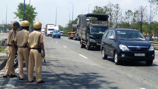 15 Lỗi vi phạm giao thông có thể bị giữ xe ngay lập tức