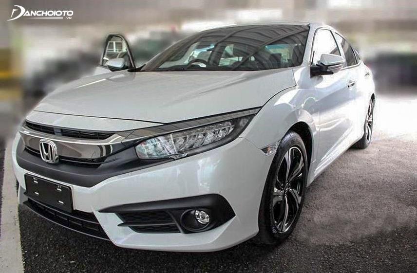 Phân biệt và so sánh các phiên bản Honda Civic mới