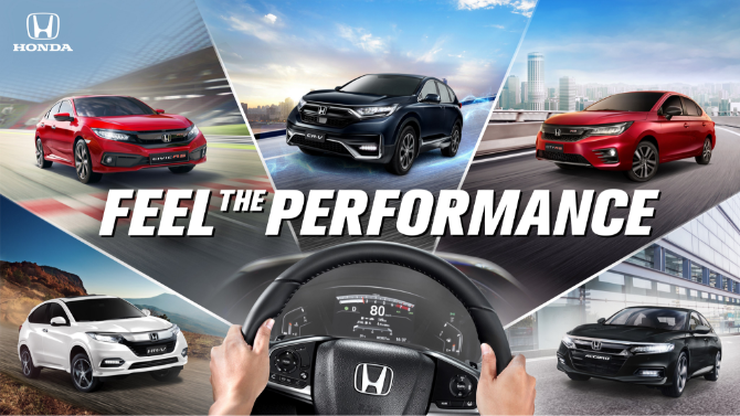 Honda Ôtô Lào Cai - Trần Hưng Đạo – FEEL THE PERFORMANCE